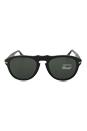 Persol PO0649 95/31 - Black/Grey by Persol for Men - 52-20-135 mm Sunglasses