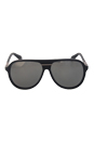 Marc Jacobs MJ 514/S 8073C - Black by Marc Jacobs for Men - 60-12.140 mm Sunglasses