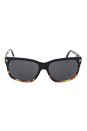 Tom Ford FT0376 Barbara 05D - Black Polarized by Tom Ford for Men - 58-16-145 mm Sunglasses