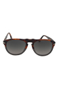 Persol PO0649 1023/M3 - Grey Faded Polarized by Persol for Men - 54-20-140 mm Sunglasses