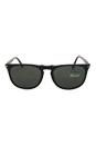 Persol PO3113S 95/58 - Black Polarized by Persol for Men - 54-18-145 mm Sunglasses