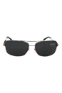 Burberry BE 3074 1003/87 - Gunmetal by Burberry for Men - 63-15-135 mm Sunglasses