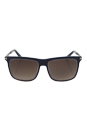 Tom Ford FT0392 92J Karlie - Blue/Brown by Tom Ford for Men - 57-17-140 mm Sunglasses