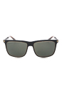 Tom Ford FT0392 01R Karlie - Black/Gold Polarized by Tom Ford for Men - 57-17-140 mm Sunglasses