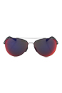 Gucci GG 2266/S 27MHI - Ruthenium Grey/Black by Gucci for Men - 63-15-130 mm Sunglasses