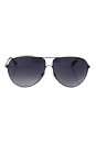 Carrera GIPSY 003HD - Matte Black by Carrera for Men - 64-11-125 mm Sunglasses