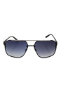 Carrera 91/S 003HD - Matte Black by Carrera for Men - 64-13-135 mm Sunglasses
