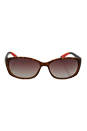 Carrera 8016/S 6XVLA - Havana Black Polarized by Carrera for Men - 60-15-135 mm Sunglasses