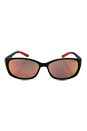 Carrera 8016/S DL5OZ - Matte Black Polarized by Carrera for Men - 60-15-135 mm Sunglasses