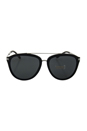 Versace VE 4299 5141/87 - Black Rubber by Versace for Men - 58-17-140 mm Sunglasses