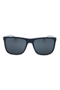 Dolce & Gabbana DG 6086 2806/87 - Blue Rubber/Grey by Dolce & Gabbana for Men - 56-17-140 mm Sunglasses