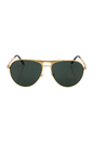 Versace VE 2164 1002/71 - Gold/Grey by Versace for Men - 60-15-140 mm Sunglasses
