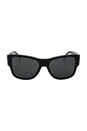 Versace VE 4275 GB1/87 - Black/Grey by Versace for Men - 58-18-140 mm Sunglasses