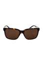 Versace VE 4307 108/73 - Havana/Brown by Versace for Men - 58-17-145 mm Sunglasses