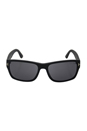 Tom Ford FT0445 Mason 02D - Black Polarized by Tom Ford for Men - 58-17-140 mm Sunglasses