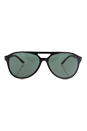 Versace VE 4312 GB1/71 - Black/Grey by Versace for Men - 60-15-145 mm Sunglasses