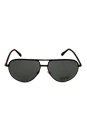 Tom Ford FT0285/S Cole 52F - Dark Havana by Tom Ford for Men - 61-13-135 mm Sunglasses