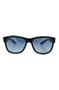 Prada SPS 03Q UR7-3A0 - Blue Rubber/Light Grey by Prada for Men - 57-17-145 mm Sunglasses