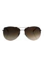 Prada SPS 50R 5AV-6S1 - Brown Gradient/Brown by Prada for Men - 62-14-135 mm Sunglasses