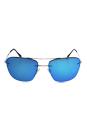 Prada SPS 52R ZVN-5M2 - Pale Gold/Blue by Prada for Men - 56-16-135 mm Sunglasses