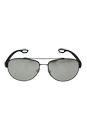 Prada SPS 55Q TIG-2BO - Grey Silver/Light Grey by Prada for Men - 53-14-140 mm Sunglasses