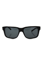 Burberry BE 4170 3001/87 - Black/Grey by Burberry for Men - 57-17-140 mm Sunglasses