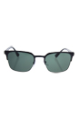 Prada SPR 61S 1AB-3O1 - Black Tortoise/Grey Green by Prada for Men - 55-21-140 mm Sunglasses