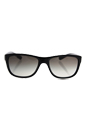 Prada SPS 05P 1AB-0A7 - Black/Grey Gradient by Prada for Men - 58-18-140 mm Sunglasses