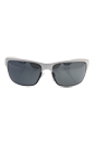 Prada SPS 50Q TWK-7W1 - White/Grey by Prada for Men - 64-18-130 mm Sunglasses