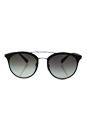 Prada SPS 04R DG0-0A7 - Black Rubber/Grey Gradient by Prada for Men - 54-21-135 mm Sunglasses