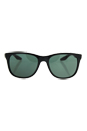 Prada SPS 03O 1AB-3O1 - Black/Grey Green by Prada for Men - 55-18-140 mm Sunglasses