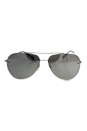 Prada SPS 50P 1BC-2B0 - Steel/Grey Silver by Prada for Men - 63-13-140 mm Sunglasses