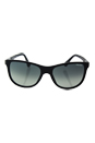 Prada SPR 20S 1BO-2D0 - Matte Black/Grey Grandient by Prada for Men - 56-18-140 mm Sunglasses