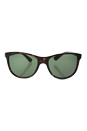 Prada SPR 20S 2AU-0B2 - Havana/Green by Prada for Men - 56-18-140 mm Sunglasses