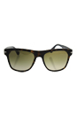 Prada SPR 03R HAQ-1X1 - Matte Havana/Brown Gradient by Prada for Men - 55-18-145 mm Sunglasses