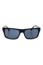Prada SPR 18P 1AB-0A9 - Black/Grey by Prada for Men - 56-18-140 mm Sunglasses
