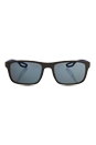 Prada SPS 03R UR4-9Q1 - Brown Rubber/Dark Grey-Blue/Red by Prada for Men - 56-19-140 mm Sunglasses