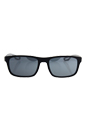 Prada SPS 03R UR5-5L0 - Blue Rubber/Light Grey by Prada for Men - 56-19-140 mm Sunglasses