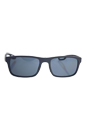 Prada SPS 03R UFK-5Z1 - Grey Rubber/Grey Polarized by Prada for Men - 56-19-140 mm Sunglasses