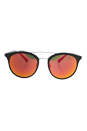 Prada SPS 04R UFI-5M0 - Green Rubber/Brown Orange by Prada for Men - 54-21-135 mm Sunglasses
