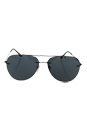 Prada SPS 50P 1BO-1A1 - Black/Grey by Prada for Men - 60-13-140 mm Sunglasses