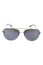 Prada SPS 50P 5AV-2E2 - Blue Gunmetal/Blue by Prada for Men - 63-13-140 mm Sunglasses