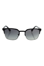 Prada SPR 61S 1BO-3M1 - Matte Black/Gunmetal/Grey Gradient by Prada for Men - 52-21-140 mm Sunglasses