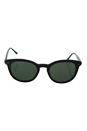 Giorgio Armani AR 8060 5017/31 Frames Of Life - Black/Green by Giorgio Armani for Men - 50-21-145 mm Sunglasses