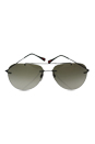Prada SPS 50P R0V-4M1 - Military Green Demi Shiny/Green Gradient by Prada for Men - 60-13-140 mm Sunglasses