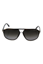Tom Ford FT0447-F 52B Jacob - Dark Havana/Gradient Smoke by Tom Ford for Men - 61-15-140 mm Sunglasses