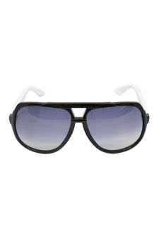 bce388a5fc Gucci GUCCI 1622 S - Black White   Gray Gradient (0OVF LF)