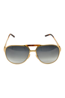GG 2206/S J5G Gold by Gucci for Unisex - 59-15-135 mm Sunglasses