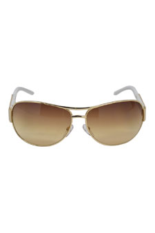 Marc Jacobs MJ 125/U/S Gold by Marc Jacobs for Unisex - 65-14-120 mm Sunglasses