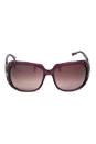 Swarovski SK0013 Acetate 5981Z by Swarovski for Unisex - 59-16-130 mm Sunglasses